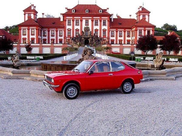 Fiat oslaví 120 let v Trojském zámku
