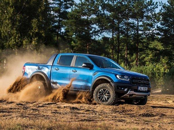 Ford Ranger Raptor je dovádivý dravec