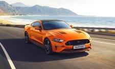 Ford představuje výroční Mustang 55