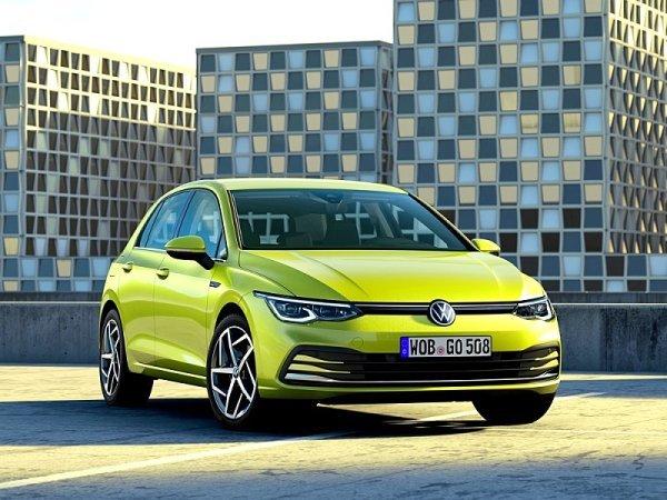 Nový Volkswagen Golf - důležitější než kdy jindy
