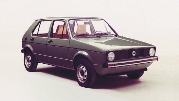 První Volkswagen Golf byl vyroben před 45 lety