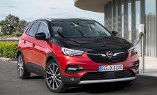 Opel Grandland X Hybrid4 vrcholem nabídky