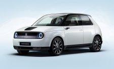 Honda e je elektromobil pro městský životní styl
