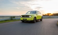 Honda poodhaluje technické parametry modelu e