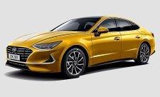 Hyundai ukázal Sonatu s platformou 3. generace