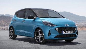 Hyundai i10 na český trh