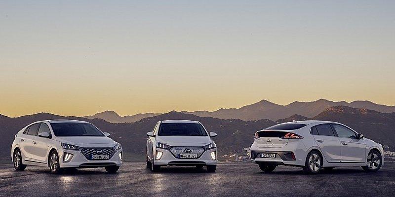 Modernizovaný Hyundai Ioniq na český trh