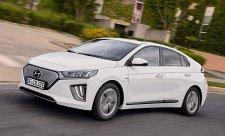 Hyundai Ioniq Electric si letos připsal už druhý český rekord
