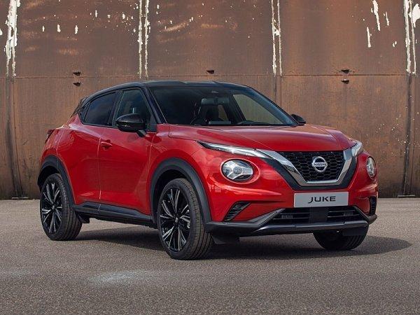 Nový Nissan Juke se představil