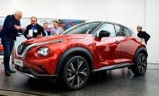 Nissan Juke vychází vstříc širší klientele