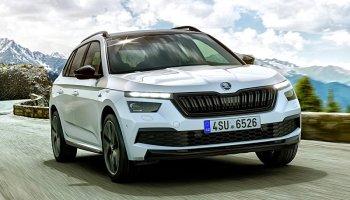 Také Škoda Kamiq bude s verzí Monte Carlo