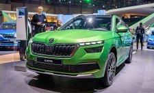 Škoda Kamiq s cenou od 379 900 Kč