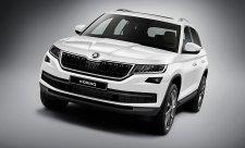 Novinky pro vozy Škoda Karoq a Kodiaq