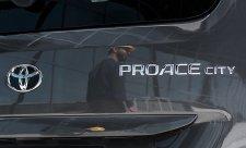 Toyota Proace City bude mít premiéru v Birminghamu