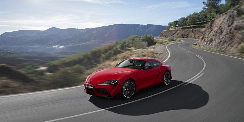 Toyota Supra 2019 se ukázala světu