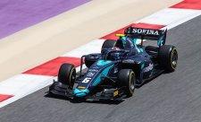 Kanaďan Latifi ovládl premiéru, Schumacher bodoval
