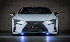 Vytuněný Lexus LC sází na karbonové díly