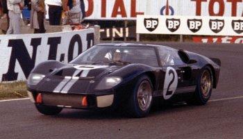 Skutečný příběh Le Mans 1966 - 2. část