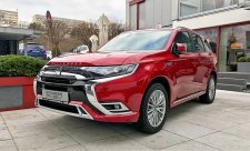 Inovované Mitsubishi Outlander PHEV