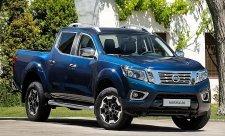 Nissan Navara prošel modernizací