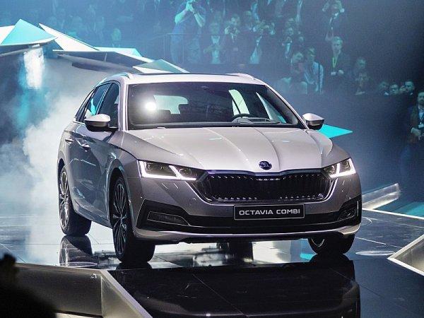Octavia vstupuje na český trh s cenou od 456 900 Kč