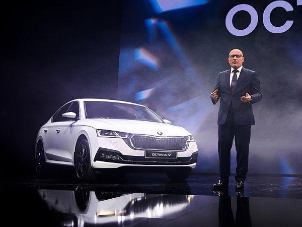 Konec čekání - nová Škoda Octavia je zde!