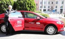 Ford z Auto Palace vozil Dominga