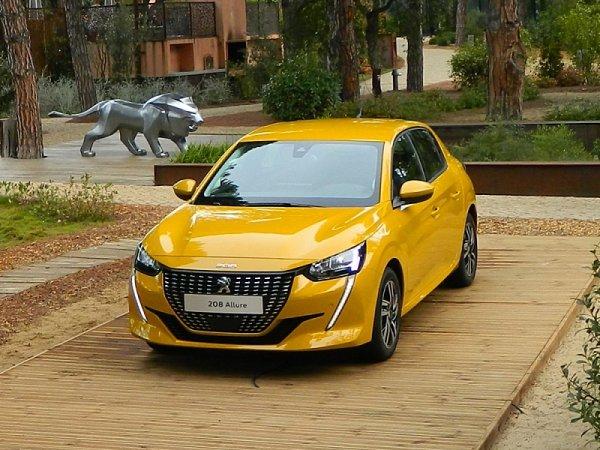 Nový Peugeot 208 zná ceny