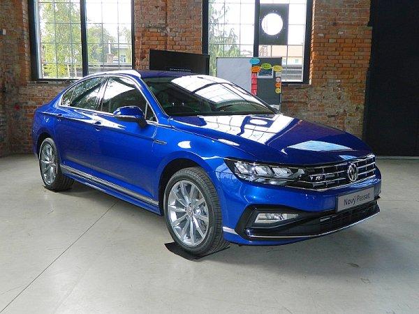 Modernizovaný Volkswagen Passat do prodeje