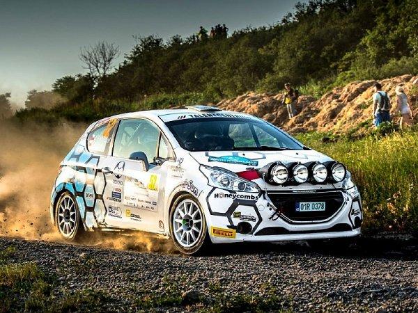 Úspěšná sezona pro Peugeot Rally Cup CZ