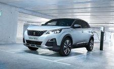 Peugeot 3008 Hybrid4 bude mít nárok na značky EL