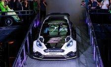 Budoucnost rallyekrosu je v elektrickém pohonu