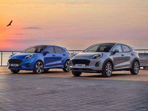 Ford Puma už v prodeji