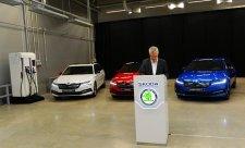 Začala sériová výroba modelu Škoda Superb iV
