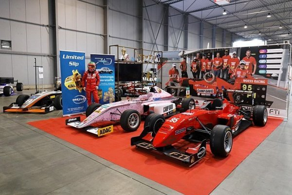 Formule na výstavě Racing Expo