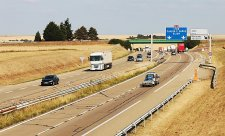 Omezení provozu autobusů ve Francii