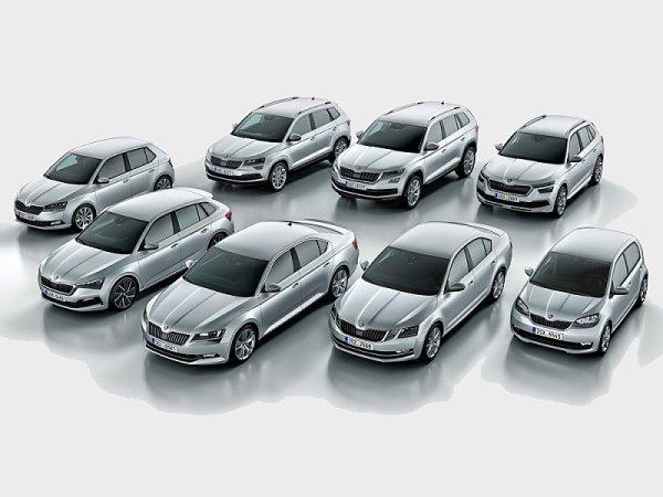 Úspěšný rok 2018 pro společnost Škoda Auto