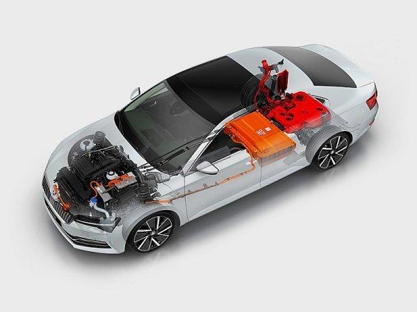 Akumulátory pro plug-in hybridy koncernu VW z ČR