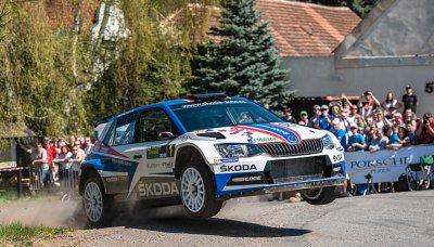 Rallye Šumava přivítá kompletní domácí špičku