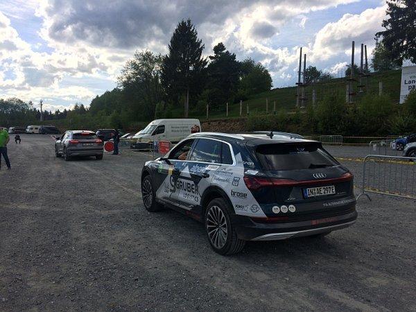 Zkrácená Czech New Energies Rallye 2019