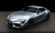 Toyota Supra se již dočkala tuningové úpravy
