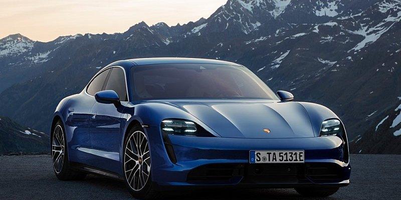 Porsche Taycan už v plné kráse