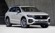 Volkswagen vyrobil miliontý Touareg