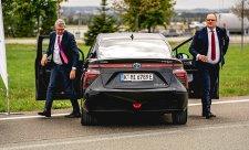 Stát chce do budoucna podpořit vodík v dopravě