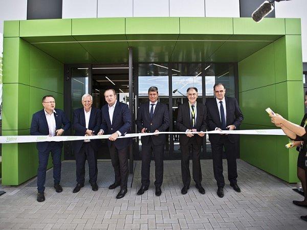 Nová továrna Valeo v Rakovníku