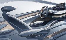 Studie Škoda Vision iV s novou koncepcí interiéru
