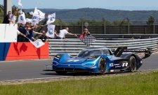 Volkswagen ID.R vytvořil rekord na Nürburgringu