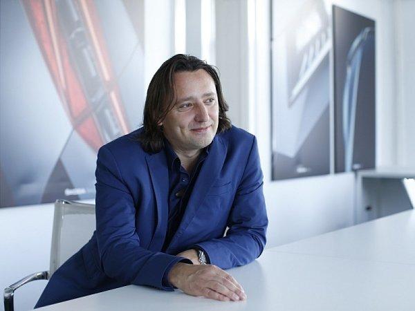 Jozef Kabaň šéfdesignérem Volkswagenu