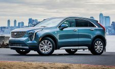 Nový Cadillac XT4 na český trh
