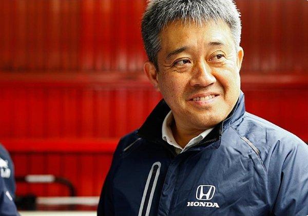 Honda přesunula Jamamota do F1